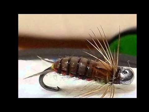 Вязание мух на хариуса .  какие мухи надо вязать