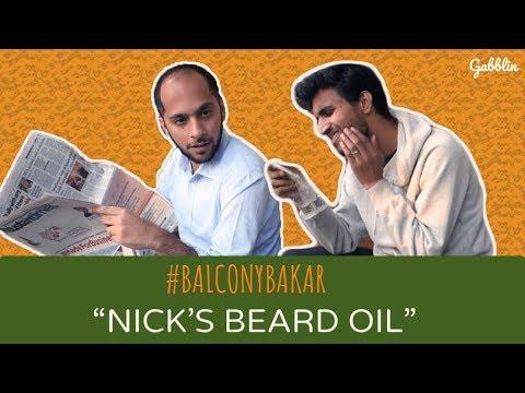 Nick's Beard Oil   Balcony Bakar - S01E04