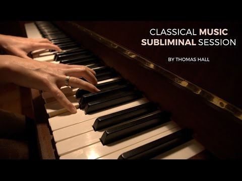 Motivation To Get Things Done - Classical Music Subliminal Session - By Thomas Hall