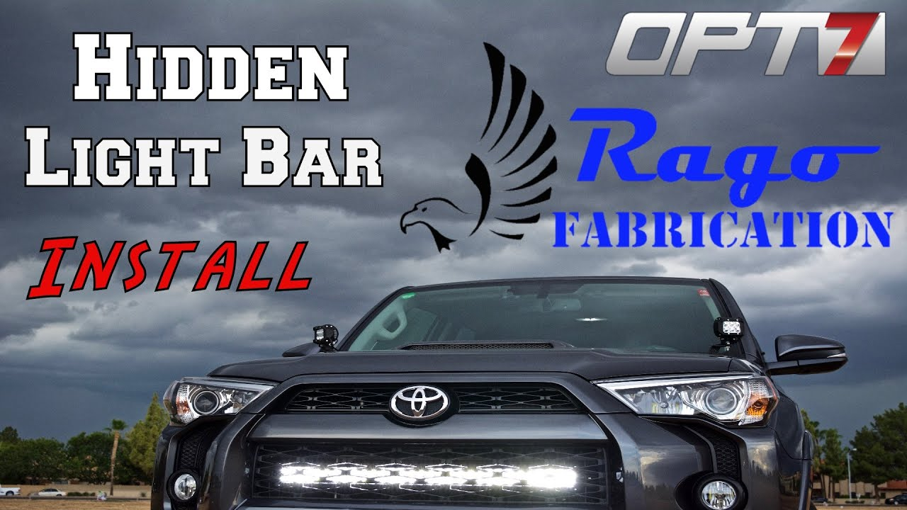 Led Light Bar 24