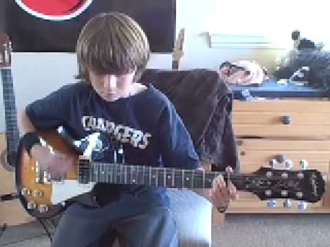 Guitar Shredding Comedy  Possesed  the Pick of Destiny  Nickydaman