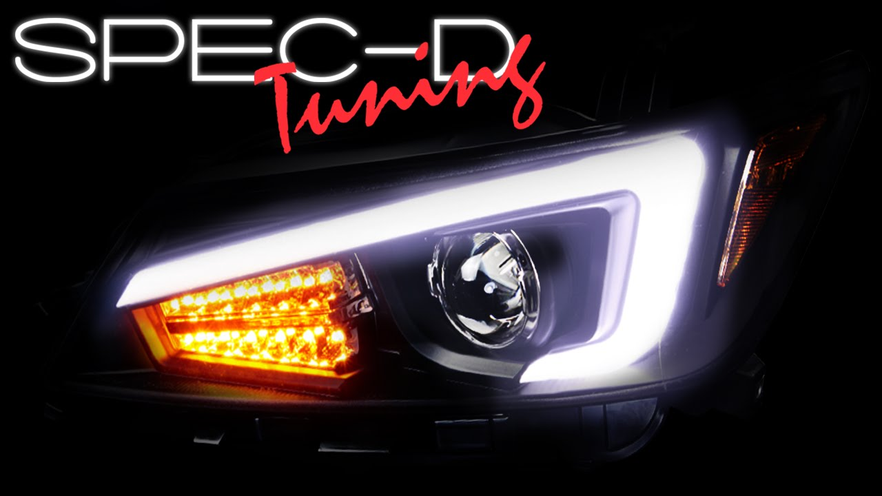 specdtuning demo video 2011 2013 scion tc led drl. Black Bedroom Furniture Sets. Home Design Ideas
