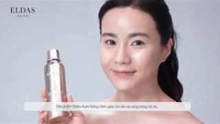 [Official] Eldas Aura - Coreana thương hiệu top 3 mỹ phẩm Hàn Quốc