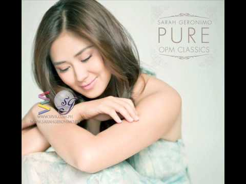 Sarah Geronimo - Anak (Studio Album Version)
