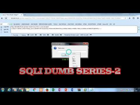 Sqli Labs Master Lesson 2 Get Error Based Solution