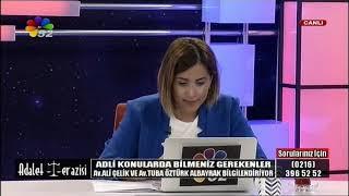 17/10/2018 ADALET TERAZİSİ
