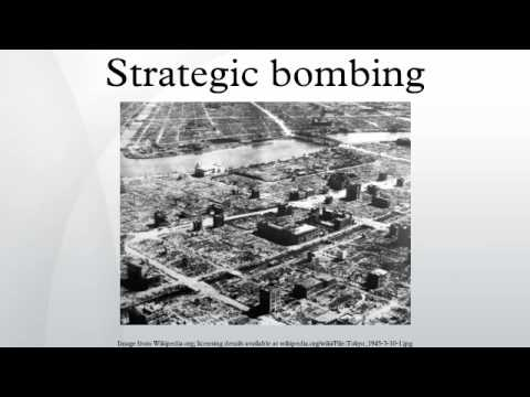 Strategic bombing