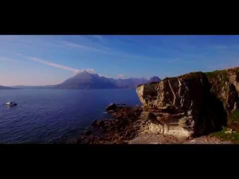 Aerial Scotland 4K. Phantom 3 film reel by John Johnston