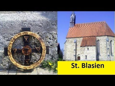 Uralter Kraftort St. Blasien bei Bad Hall in Österreich. Kelten ? Templer ? Katharer ?