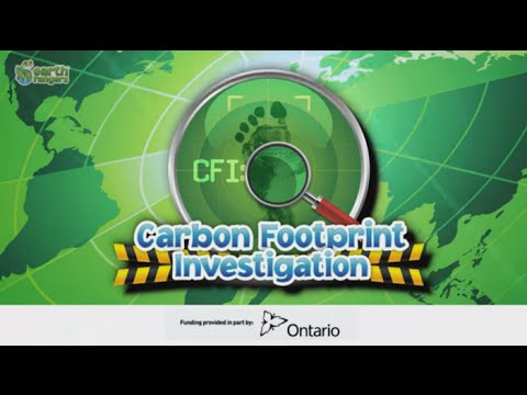 Carbon Footprint Investigation Mission