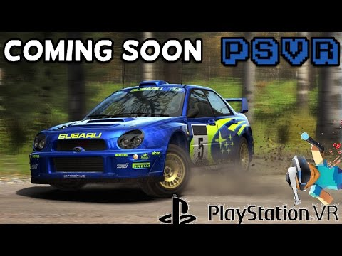 dirt rally vr incoming dlc next few weeks ps4 pro psvr youtube. Black Bedroom Furniture Sets. Home Design Ideas
