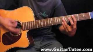 Maroon 5 - Misery, by www.GuitarTutee.com