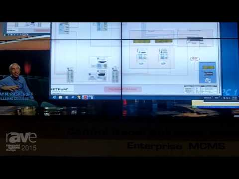 ISE 2015: RGB Spectrum Shows Off Enterprise MCMS System