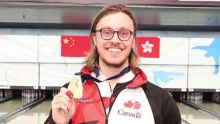 World Bowling Championship 2018 | Mitch Hupe Interview