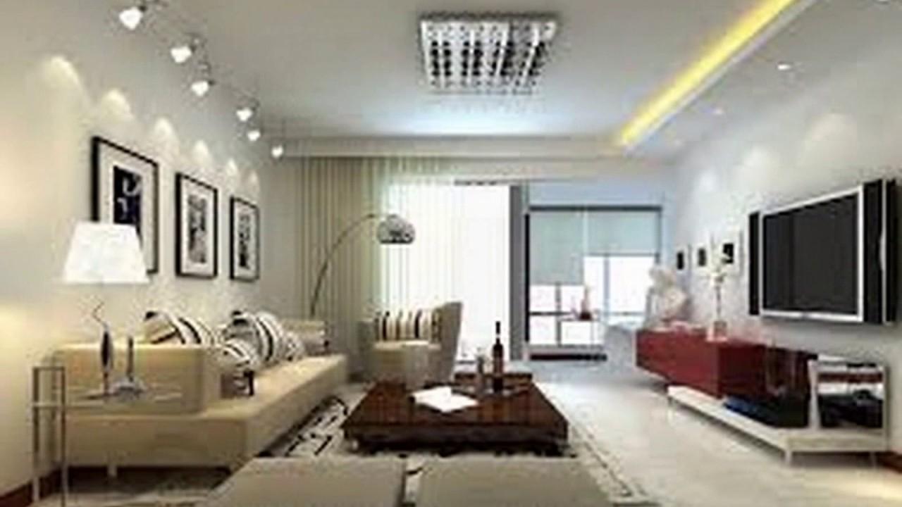 Desain Lampu Ruang Tamu Rumah Minimalis