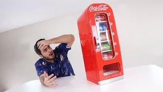 Você nunca mais vai beber Coca-Cola da mesma forma....