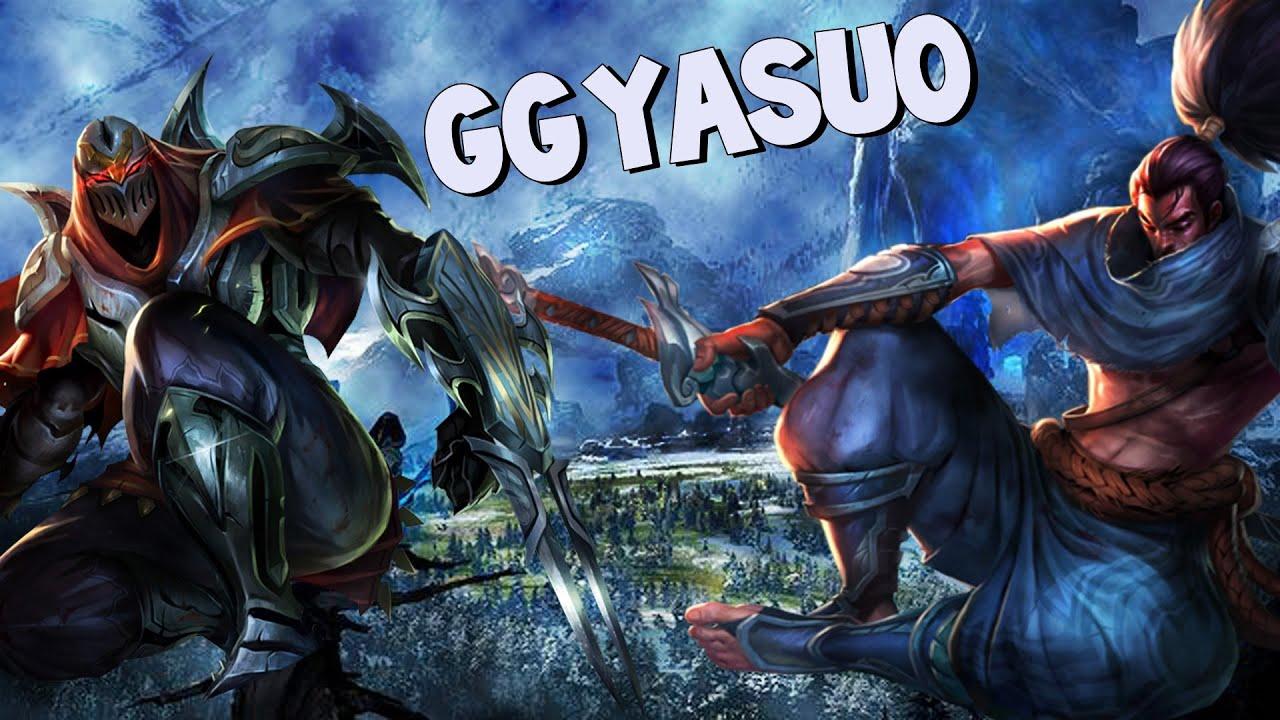 Yasuo gg