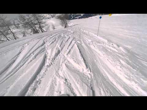 SNOW MADONNA DI CAMPIGLIO 2014