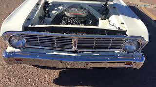 1965 Ford Ranchero 289 V8 4 speed Arizona