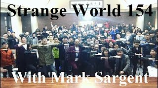 The Flat Earth Army sounds off, are you one of us? SW154 Mark Sargent ✅