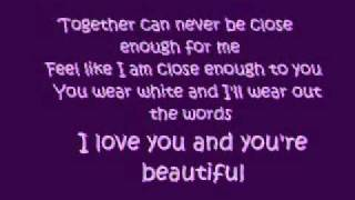 Marry me - train lyrics