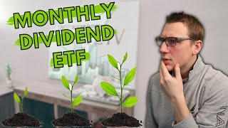 BEST MONTHLY DIVIDEND PAYING ETF ON ROBINHOOD - Exchange Traded Fund Investing For Beginners