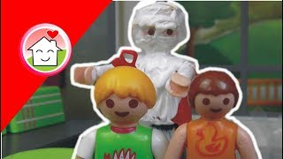 Playmobil Film Deutsch Ein Gespenst Bei Den Overbecks??? / Kinderkanal Von Family Stories
