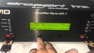 shark 3500 shk3500 amp dyno test