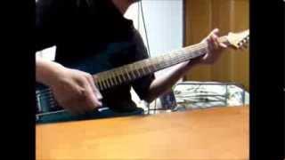 首振り魚雷のギタリスト:ジャッジメント林の演奏してみた動画第3弾!...