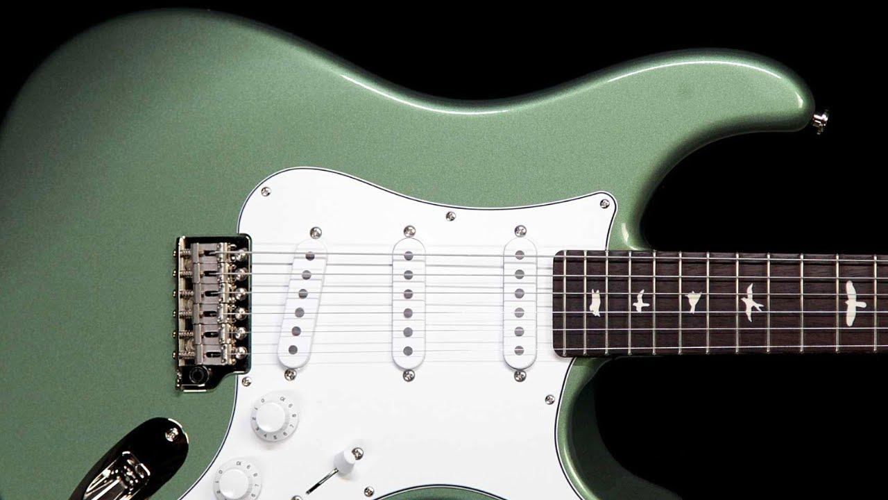 Mellow Atmospheric Ballad Guitar Backing Track Jam in B