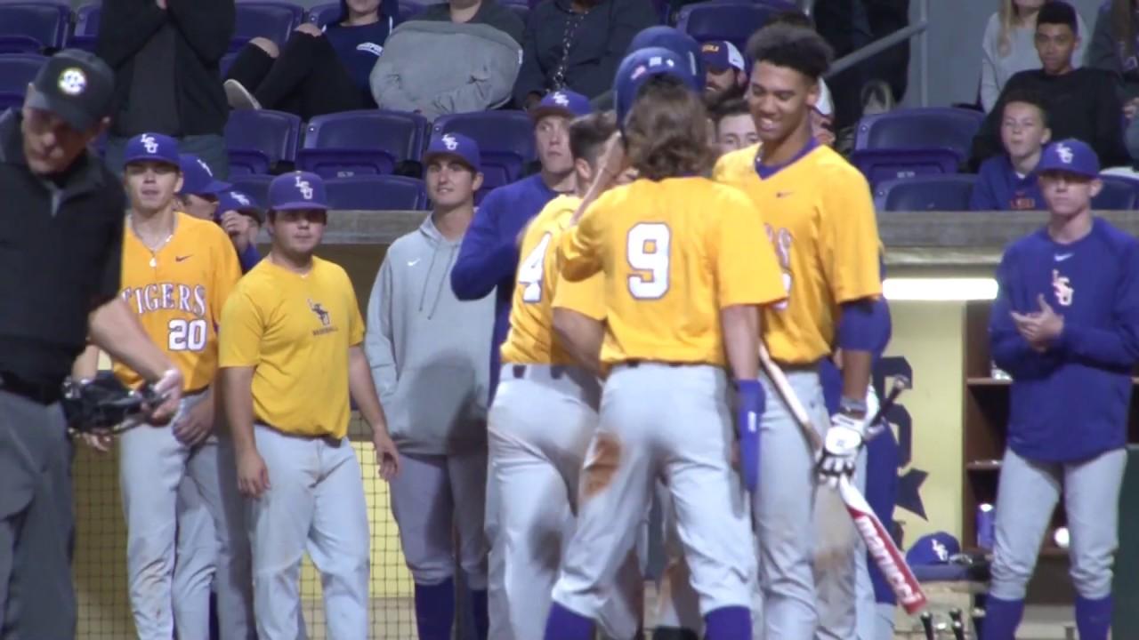 See LSU baseball's Giovanni DiGiacomo game-winning 10th-inning ...