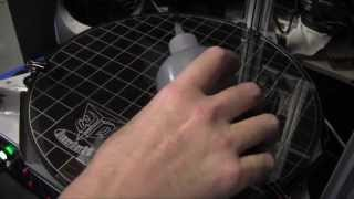 Easy To Apply Glass Juice For 3D Printing
