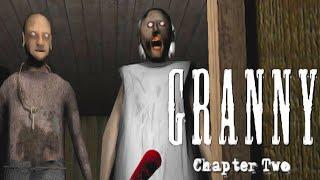 世界で1億ダウンロードされた伝説の脱出ホラーゲームの続編「Granny: Ch…