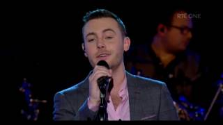 Nathan Carter: Bridge over troubled water.