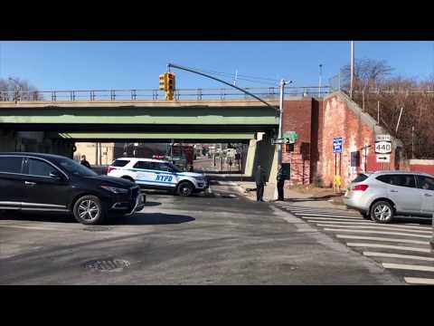 Emergency officials rope off Forest Ave. after crash in  Graniteville