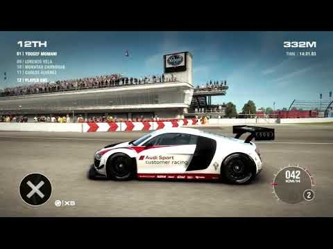 Audi r8 lms ultra looks and top speed
