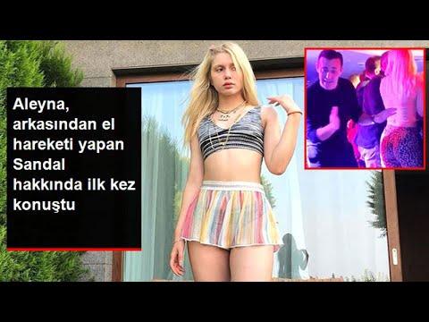 Aleyna Tilki, Mustafa Sandal'ın olay el hareketi hakkında konuştu indir