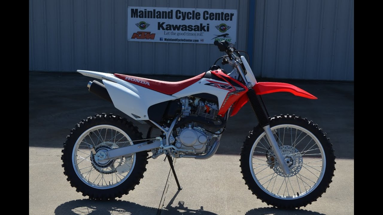 3 799 2015 Honda Crf230f Dirt Bike For Sale Youtube