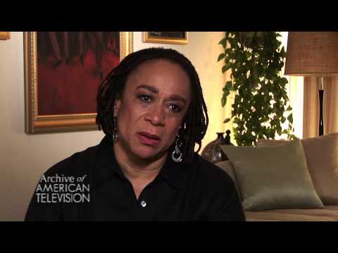 S. Epatha Merkerson discusses how 911 affected production on