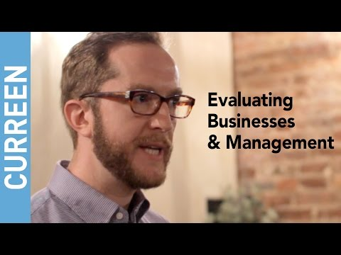 How to Evaluate Businesses Before You Invest (part 3) - Curreen Capital