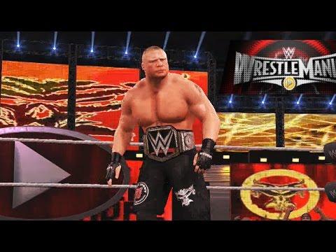 Wrestlemania 31 Arena mod - WWE 2K15 Mods