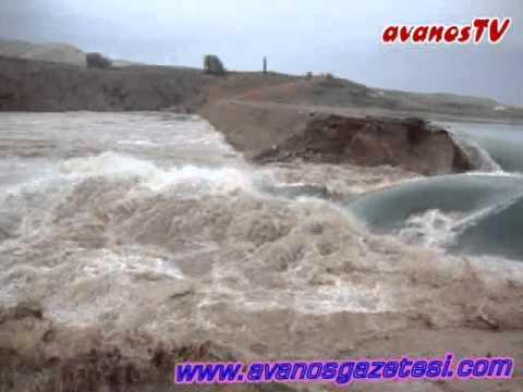Bayramhacılı Barajından Tarihi Görüntüler 2010