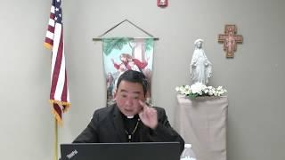 Sống Đạo 156 - Thấy Người SANG bắt QUÀNG làm HỌ! - Lễ Mẹ Vô Nhiềm Nguyên Tội