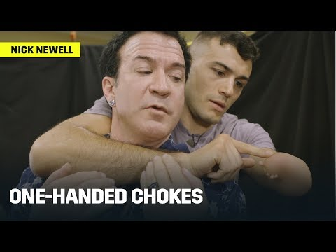 One-Handed Chokes with Nick Newell