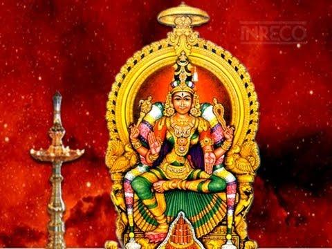 Annai Mookambikayae -  KS Chitra Tamil Devotional Song