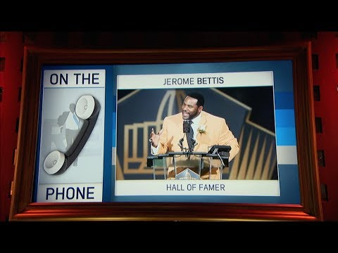 Hall of Famer Jerome Bettis on Le