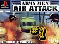 Army Men Air Attack #1 - Plastic Pandemonium