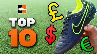 Top 10 Cheap Football Boots - Best Value for Money Cleats