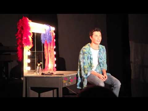 Torch Song Trilogy Arnold's Opening Monologue - Aramis Haggarty
