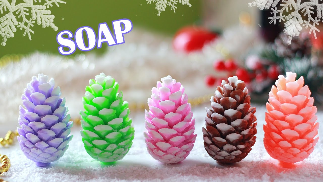 Новогодние мыловарение